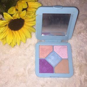LikeCrime Pocket Candy Blue Bubblegum Palette